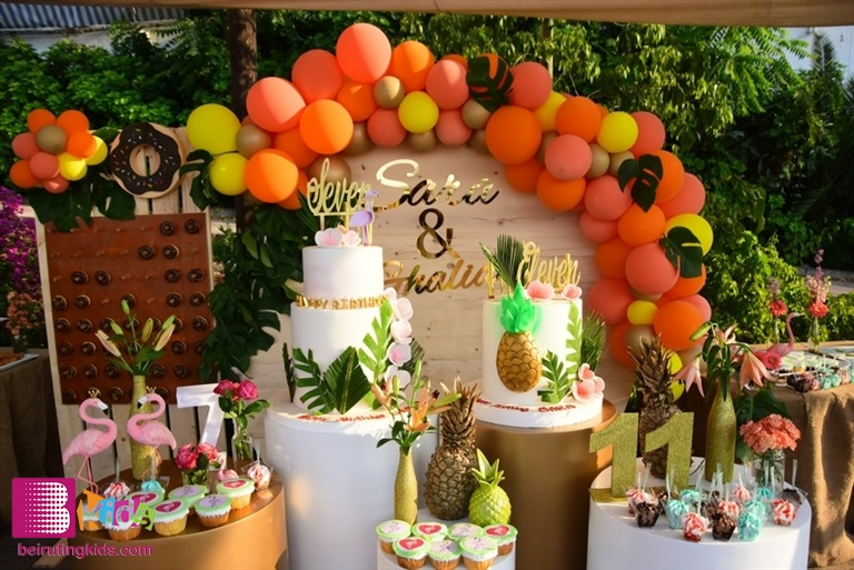beirutingkids - Events - Happy Birthday Sara & Ghalia