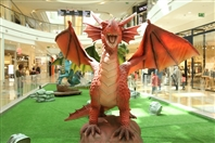 City Center Beirut hazmieh Activities The Legends of Dragons in City Centre Beirut Lebanon