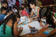 KidzMondo Beirut  Beirut Waterfront Activities Drawning competition at Kidzmondo Beirut Lebanon