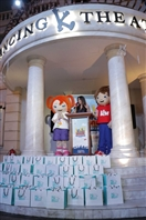 KidzMondo Beirut  Beirut Waterfront Kids Shows KidzMondo & OrchideaByRita celebrate the Holiday season in style Lebanon