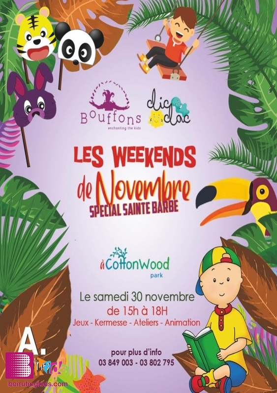 Activity Jbeil-Byblos Activities Les WeekEnds De November  Lebanon