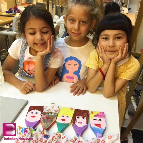 Activity Jbeil-Byblos Activities Arts And Crafts At Alwan Salma Lebanon