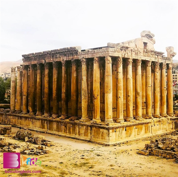 Activity Jbeil-Byblos Activities Baalbeck with Mira Guided Tours Lebanon