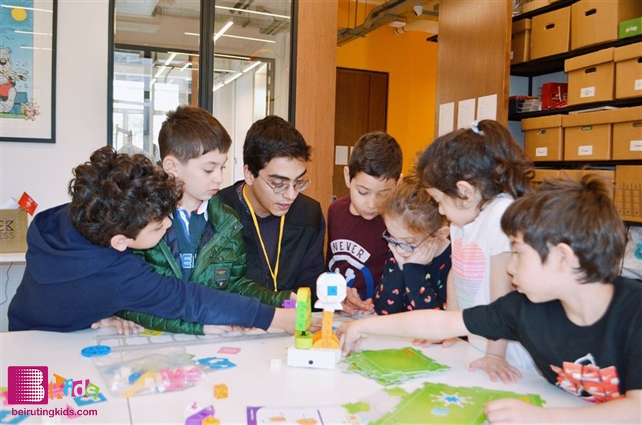 Activity Jbeil-Byblos Activities Blocking Coding 2 Lebanon