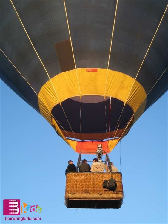 Activity Jbeil-Byblos Activities Hot Air Ballooning with Ghaith Adventure Lebanon