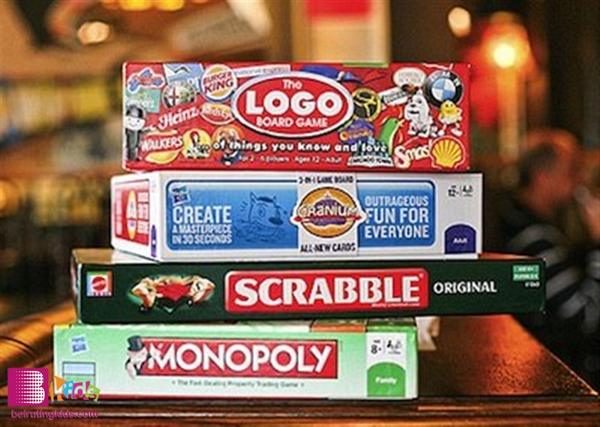 Special Miles Celebrations Logic Board Games Lebanon