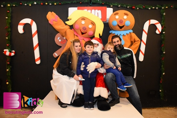Kids Shows Gingerbread holiday party Lebanon