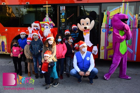 Celebrations SSVP christmas Parade Lebanon