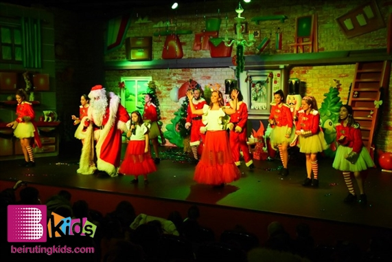 Activity Jbeil-Byblos Kids Shows Kazadoo-NOEL A L'ENVERS Lebanon