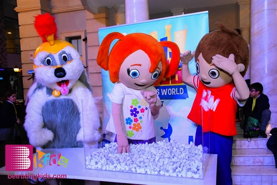 KidzMondo Beirut  Beirut Waterfront Activities KidzMondo Beirut offers valuable prizes Lebanon