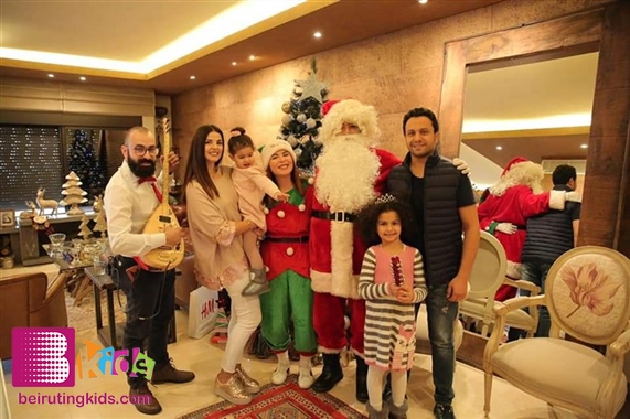 Celebrations Rire et courir Christmas tour Lebanon